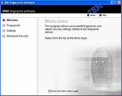 Lenovo 3000 n200 fingerprint sensor
