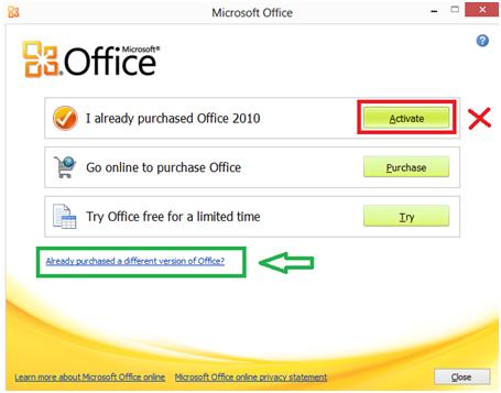 microsoft office standard 2010 product key free