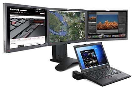 Lenovo Laptop Docking Station Dual Monitor - About Dock Photos