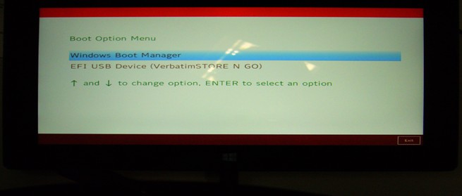 Miix 10: Unable to boot from USB stick - Lenovo Community