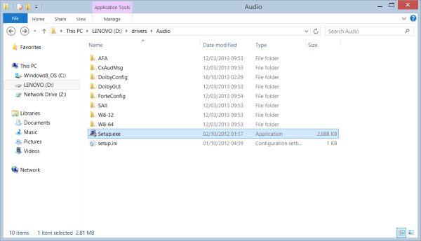 Download Free - Lenovo Dolby Audio Driver Windows 10 - sharkerogon