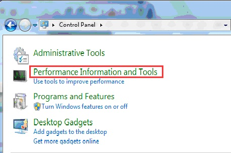 how to enable windows search function