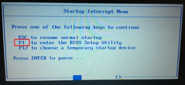 Windows 8 Password Recovery: How to Enter the BIOS Menu on a Windows